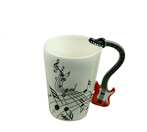 DeFancy Musical Ceramic Coffee Novelty