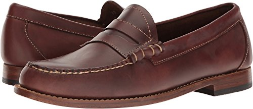 G H  Bass   Co  Mens Larson Penny Loafer Seahorse Leather Us 8 5 3E