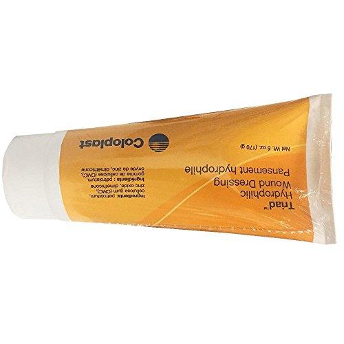 621967EA - Triad Hydrophilic Paste Dressing 6 oz. Tube by Coloplast Inc