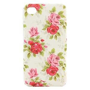 Stylish Flower Hard Case for iPhone 4/4S