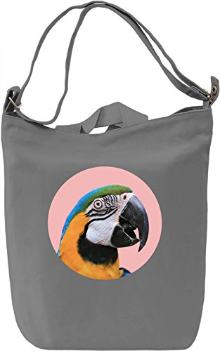 Exotic Bird Borsa Giornaliera Canvas Canvas Day Bag| 100% Premium Cotton Canvas| DTG Printing|