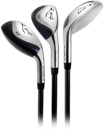 Trio Men s Hybrid Iron Set, Set of 3