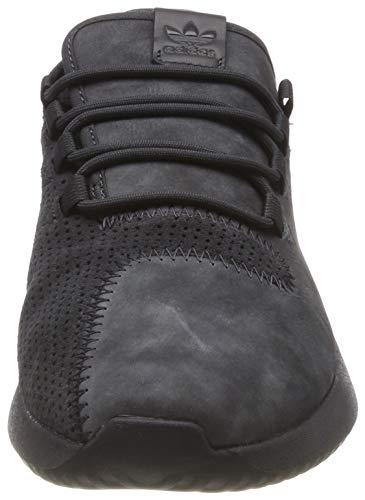 Carbone carbone Gris Blanc Tubular Baskets Shadow Pour Craie Craie Homme Adidas w0qgaAW
