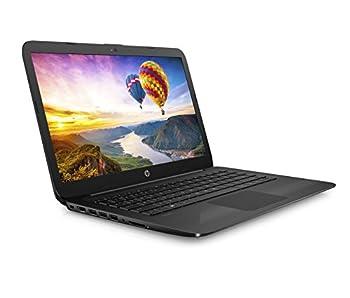 "Hp 14-ax040wm Laptop, Intel Celeron N3060, 1.6 Ghz, 32 Gb, Windows 10 Home 64 Bit, Black, 14"" 1"