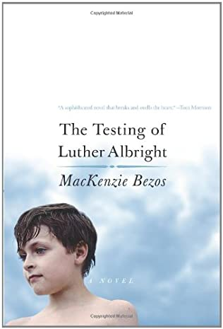 book cover of The Testing of Luther Albright