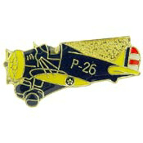 EagleEmblems P15881 Pin-Apl,P-26 Peashooter (1.5'') for sale  Delivered anywhere in USA