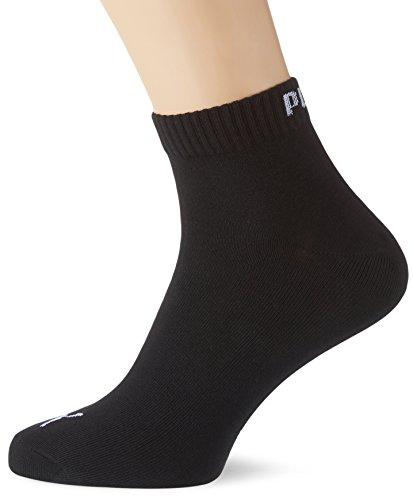 Puma Invisible 3P, Calza Sneaker Unisex – Adulto 200 - black