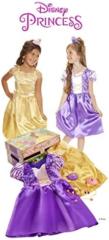 Disney Princess Belle Rapunzel Dress product image