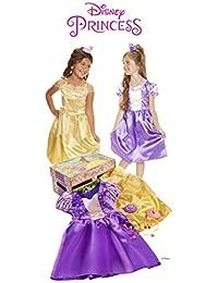 Belle & Rapunzel Dress Up Trunk