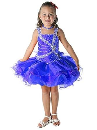 Amazon Aisha Little Girls Cupcake Dress Toddler