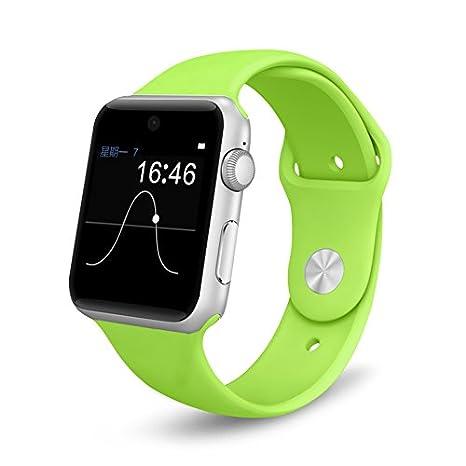 Amazon.com: Reloj inteligente Bluetooth HD visualización ...
