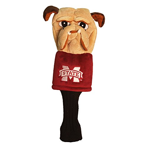 NCAA Mississippi State Bulldogs Mascot Head - Bulldogs State Cover Mississippi