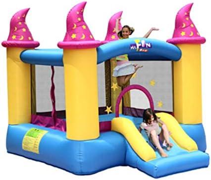 XGYUII Castillo Hinchable para niños Tobogán acuático Tobogán de ...