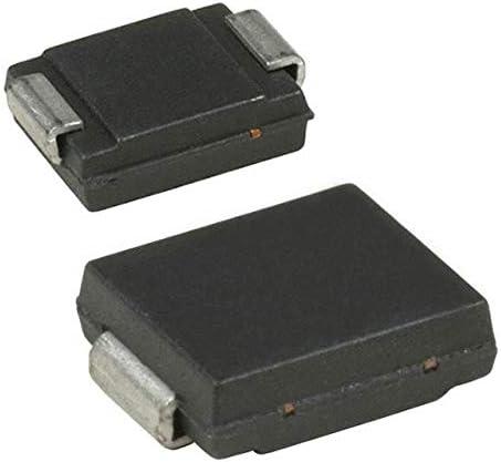 Pack of 100 TVS DIODE 20.5V 42.8V SMC SM15T24CA