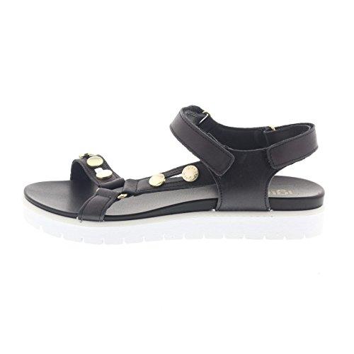 GI - Sandalias de vestir para mujer negro