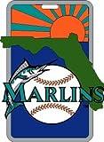 Florida Marlins Luggage Bag Tags