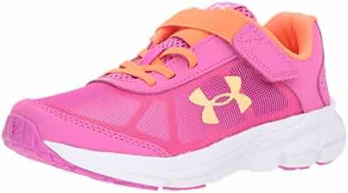 Under Armour Kids' Pre School Rave 2 Adjustable Closure Sneaker