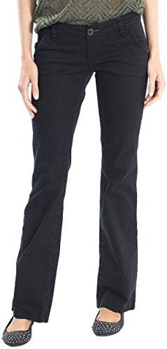 Unionbay Juniors Heather Slash Pocket Uniform Long Bootcu...