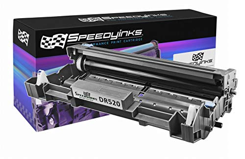 Speedy Inks Compatible Drum Unit Replacement for Brother DR520 Brother Dr520 Replacement Drum