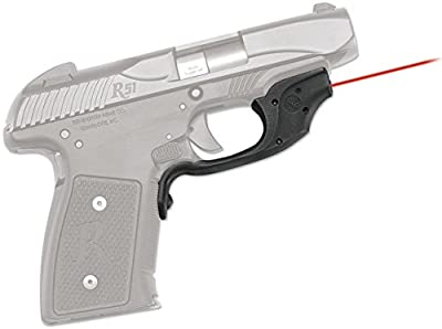 Crimson Trace Red Laserguard for Remington R-51 9mm - LG-494 from Crimson Trace Corporation