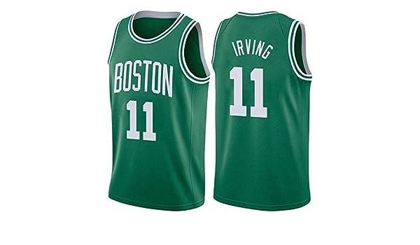 Kyrie Irving Camisetas de Baloncesto Boston Celtics Chándal Ropa ...