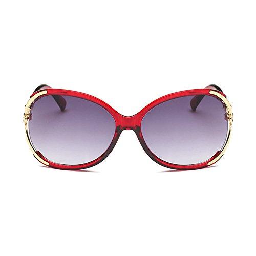 Aoligei Oeil de chat sans frame stylo Lady lunettes de soleil lunettes de soleil lunettes de soleil 9qS0o23h