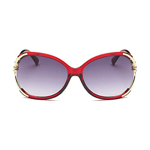 Aoligei Oeil de chat sans frame stylo Lady lunettes de soleil lunettes de soleil lunettes de soleil 9QY2HiAb