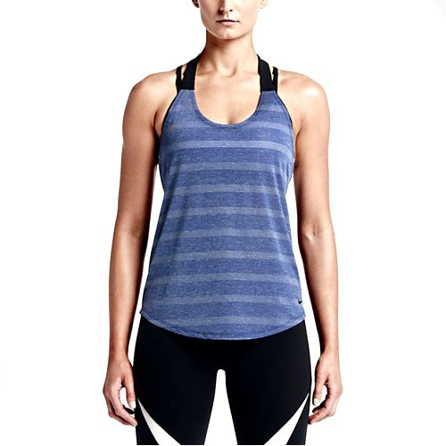 Nike Women's Elastika Elevate Dri-FIT Tank Top (Large)