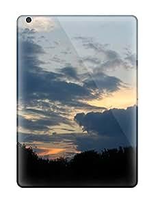 Premium Durable Cloud Fashion Tpu Ipad Air Protective Case Cover