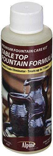 Alpine Corporation PPL100 Small Tabletop Fountain Cleaner (12 pcs, 3 in a pack) -
