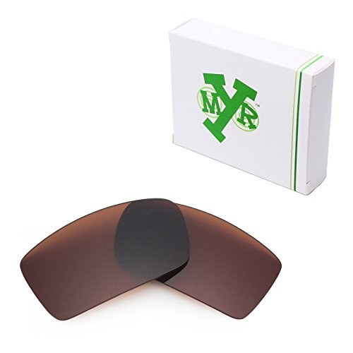 Mryok Polarized Replacement Lenses for Oakley Gascan - Bronze - Oakley Bronze Lens