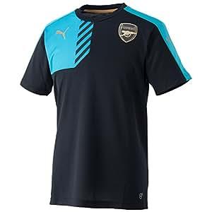 2015-2016 Arsenal Puma Training Shirt (Anthracite)