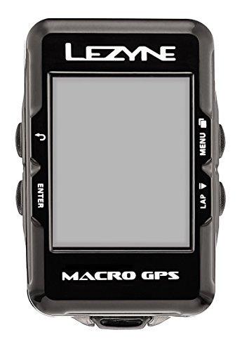 LEZYNE Macro GPS, Black, One Size