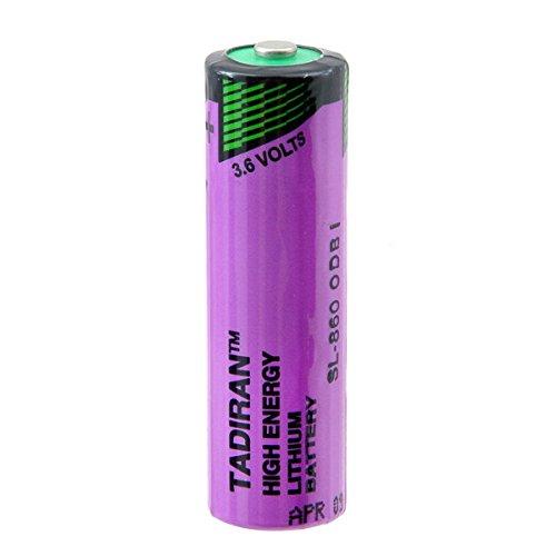 Tadiran Batterie Lithium SL-860//S AA 3.6V 2.4Ah