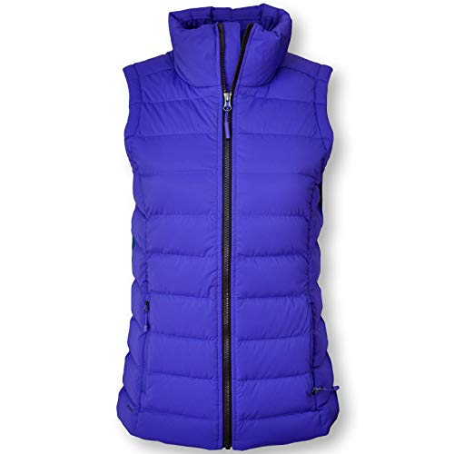 The North Face Stretch Down Vest - Women's Deep Blue Small