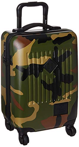 Herschel Supply Co. Trade Carry On Hardside Luggage, Woodland Camo, One Size