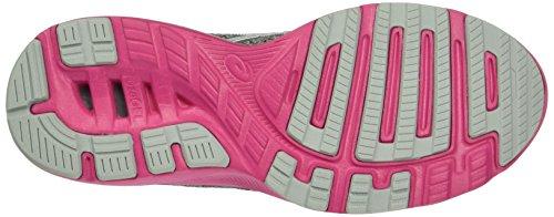Sport Gris Nitrofuze Asics Midgrey Pink Femme White Running xqn6P7Y8tw