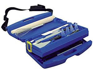 Deglon Empty Class 4-Case with Magnetic Racks