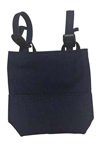 Granny Jo Products Bear Creek Denim Walker Bag, 6.50 Ounce
