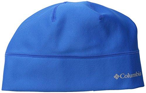 Columbia Men's Trail Summit Beanie, Super Blue, (Columbia Running Hat)
