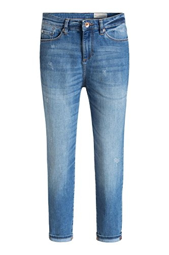 Wash blue Esprit Dezenter 902 Da Jeans Blu Medium Donna Stickerei 046ee1b014 OzfqxOU