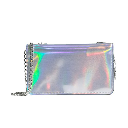 Zarapack - Cartera de mano mujer - With Chain