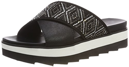 oliver S Negro Comb Mujer Para Mules 27201 black aCCZqwxS