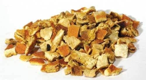 Bulk Herbs: Orange Peel (Organic)