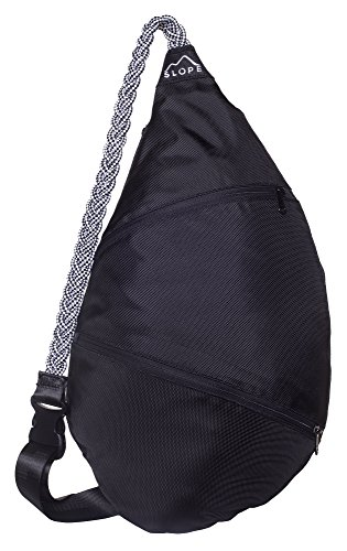 Sling Backpack for Women Crossbody Rope Bag Single Strap Shoulder Crossover Diaper Bag by Slope