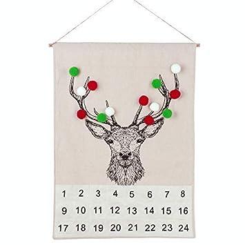 Victors Workshop Calendario de Adviento de Navidad Cuenta atrás ...
