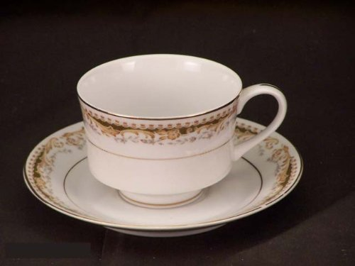 Queen Anne Cup Saucer - Signature Queen Anne #113 Cups & Saucers