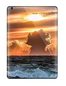 Pauline F. Martinez's Shop Durable Sunset Back Case/cover For Ipad Air