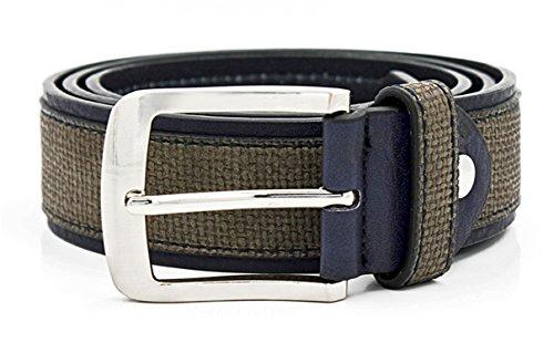 Men Belts Luxury Accessories Men Belt Trousers Mens Genuine Vintage Silver Belt