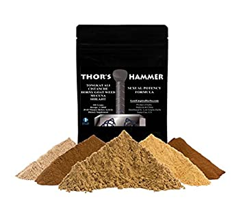 amazon com thor s hammer formula organic supplement